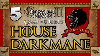 WAR FOR INDEPENDENCE! Game of Thrones - Seven Kingdoms Mod - Crusader Kings 2 Multiplayer #5