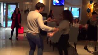 рок-н-ролл танцы