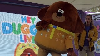 FULL SHOW Hey Duggee Live at CBeebies Land - Alton Towers