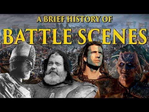 A Brief History Of Battle Scenes In Film