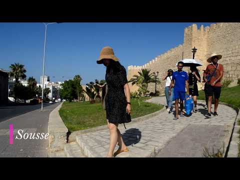 TUNISIA Trip'18  (Sousse-Monastir-ElJem-Kairouan) / تونس2018 Impact Tunisia by Aiesec in University