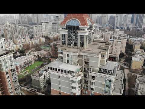 西安市高新区邮编_Xian China 西安市高新区航拍 - YouTube
