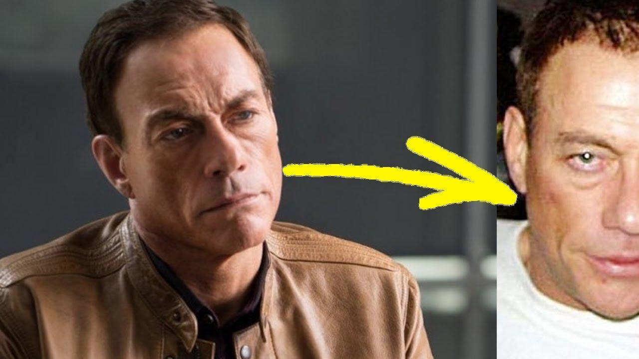 Como Van Damme esta HOJE é de partir o Coração