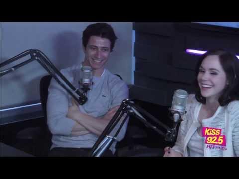 Scott Moir and Tessa Virtue Discuss Their Dating Situations   Interview   KiSS 92.5