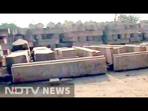 Stones arrive for Ayodhya's Ram temple after 8 years