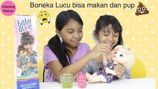 BABY ALIVE DOLL SURPRISE DOLL ♥ Unboxing Mainan Anak Terbaru Boneka Lucu