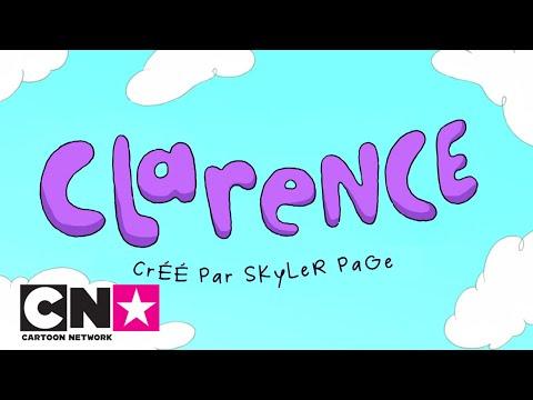 Générique   Clarence   Cartoon Network