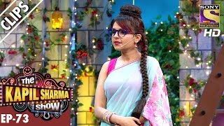 Vidyavati Offers A Government Job To Himesh Reshammiya - The Kapil Sharma Show – 8th Jan 2017