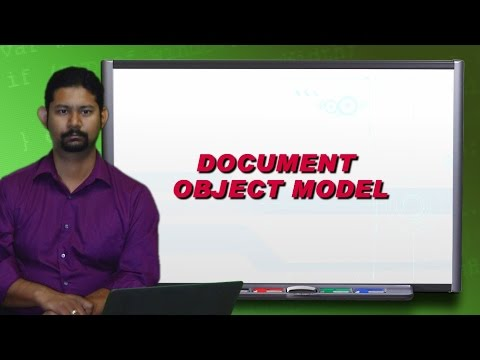 JavaScript - Document Object Model/DOM (Lesson 5)