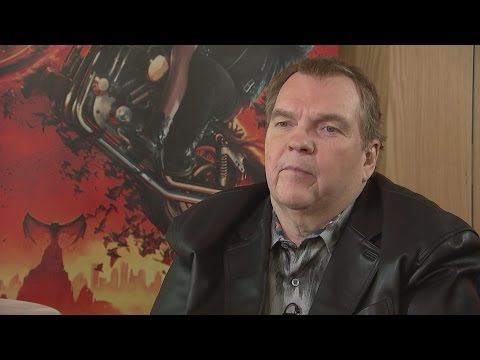Meat Loaf gets emotional over Bat Out Of Hell - The Musical