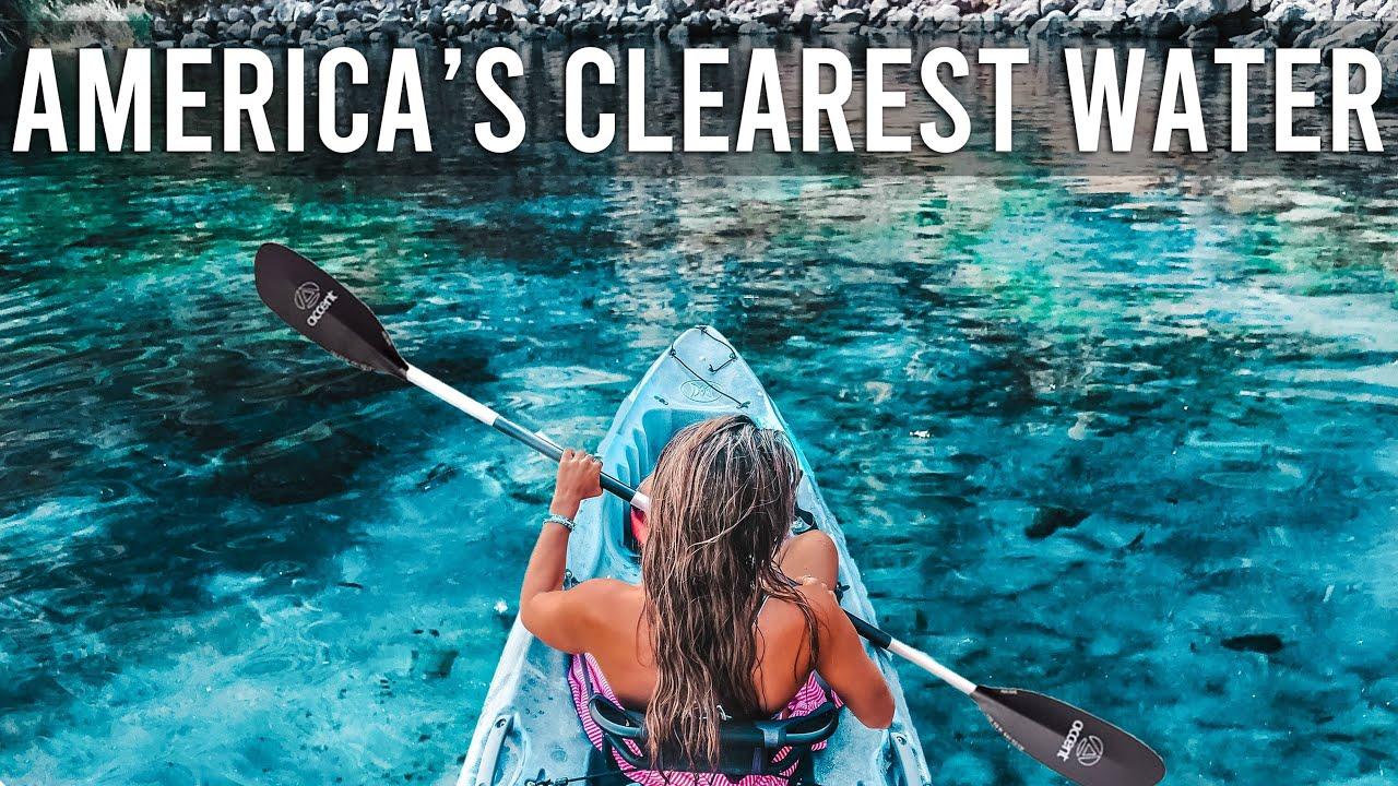 Download IDAHO'S BLUE HEART SPRINGS - CLEAREST WATER in AMERICA
