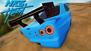 Need for Speed HEAT - Fails #4 (Funny Moments Compilation)