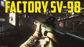 Escape From Tarkov - Factory SV-98
