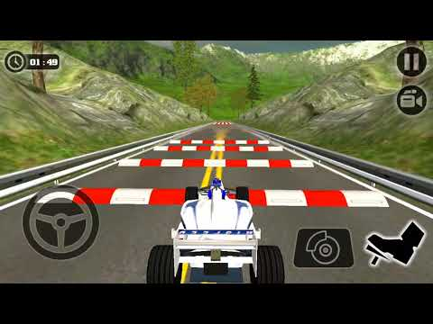 Speed Bump Car Crash Simulator: Beam Damage Drive Android Gameplay