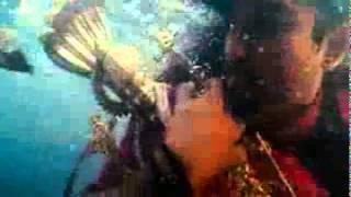 badrinath movie fight-love towards god