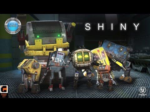 Shiny Gameplay 60fps