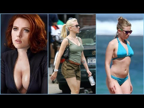 Scarlett Johansson - Rare Photos | Childhood | Family | Lifestyle