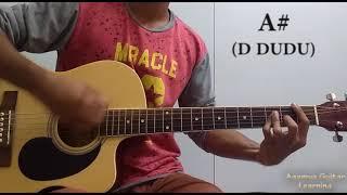 Khamoshiyan - Guitar Chords Lesson+Cover, Strumming Pattern, Progressions
