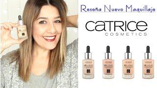 #PruebaConmigo Nuevo Maquillaje CATRICE HD Liquid Coverage Foundation | Primeras Impresiones