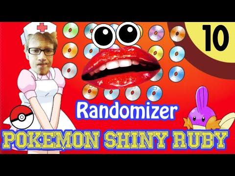 FLASH jouw CUT! - Pokémon Shiny Ruby Randomizer Deel 10