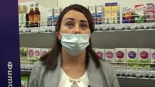 Новостной выпуск от 14.09.2021г. Лекарства по доступным ценам! В городе открылась Аптека «Апрель».