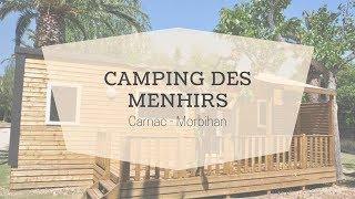 Camping des menhirs à Carnac | Morbihan Tourisme