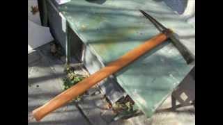 Resurrecting an Old Pickaxe