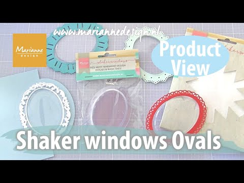 Shaker Windows Ovals