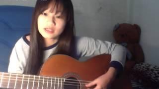 Nhớ anh Guitar cover (Minh Vương)