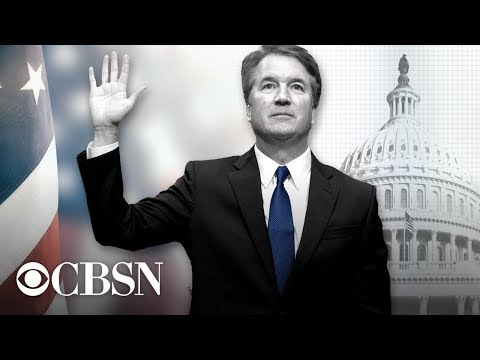 Kavanaugh Senate vote: Live coverage as Senate Judiciary votes to advance Kavanaugh to full Senate