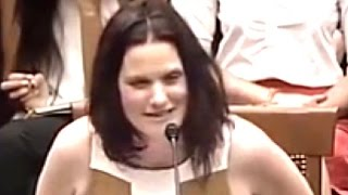 Gianna Jesse Abortion Survivor Powerful Testimony Before Congress Defund Planned Parenthood Now