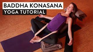 Restorative Bound Angle Pose