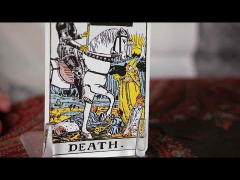 How to Read the Death Card | Tarot Cards
