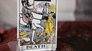 How to Read the Death Card | Tarot Cards