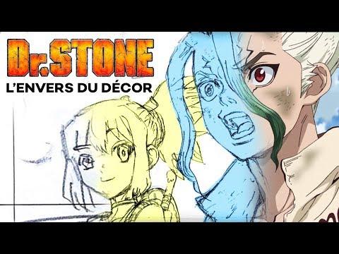 L'envers Du Décor De Dr. STONE | Le Making-of D'un Animé