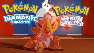 Pokémon Diamante Brillante / Pokémon Perla Reluciente: MEGA EVOLUCIONES??? | Noticias Pokémon