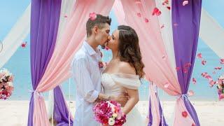 Церемония свадьбы в Паттайе. Иван и Юлия. 20.02.18