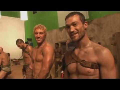 SPARTACUS: Blood And Sand Behind The Scenes