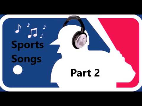 New-Best Baseball Songs (Clean-Part 2) No Oldies-Cool Only!!!