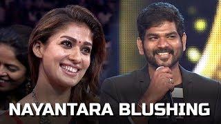 Nayantara & Vignesh Lovable moments