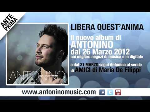 Antonino New Album [Ritornerà PreListen]