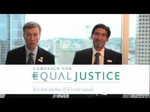 C4EJ Co Chairs - Attorney General Rob McKenna and Salvador Mungia