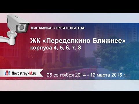 Город-парк Переделкино Ближнее в Новой Москве