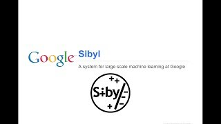 "DSN 2014 Keynote: ""Sibyl: A System for Large Scale Machine Learning at Google"""