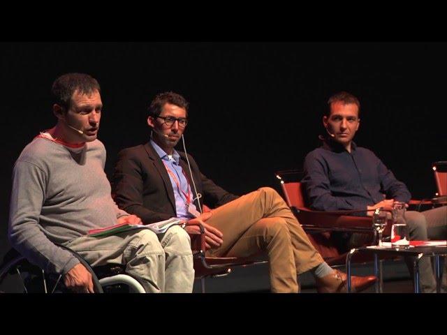 Mountainlikers 2016 - Session 5. Sportsmen as testimonials