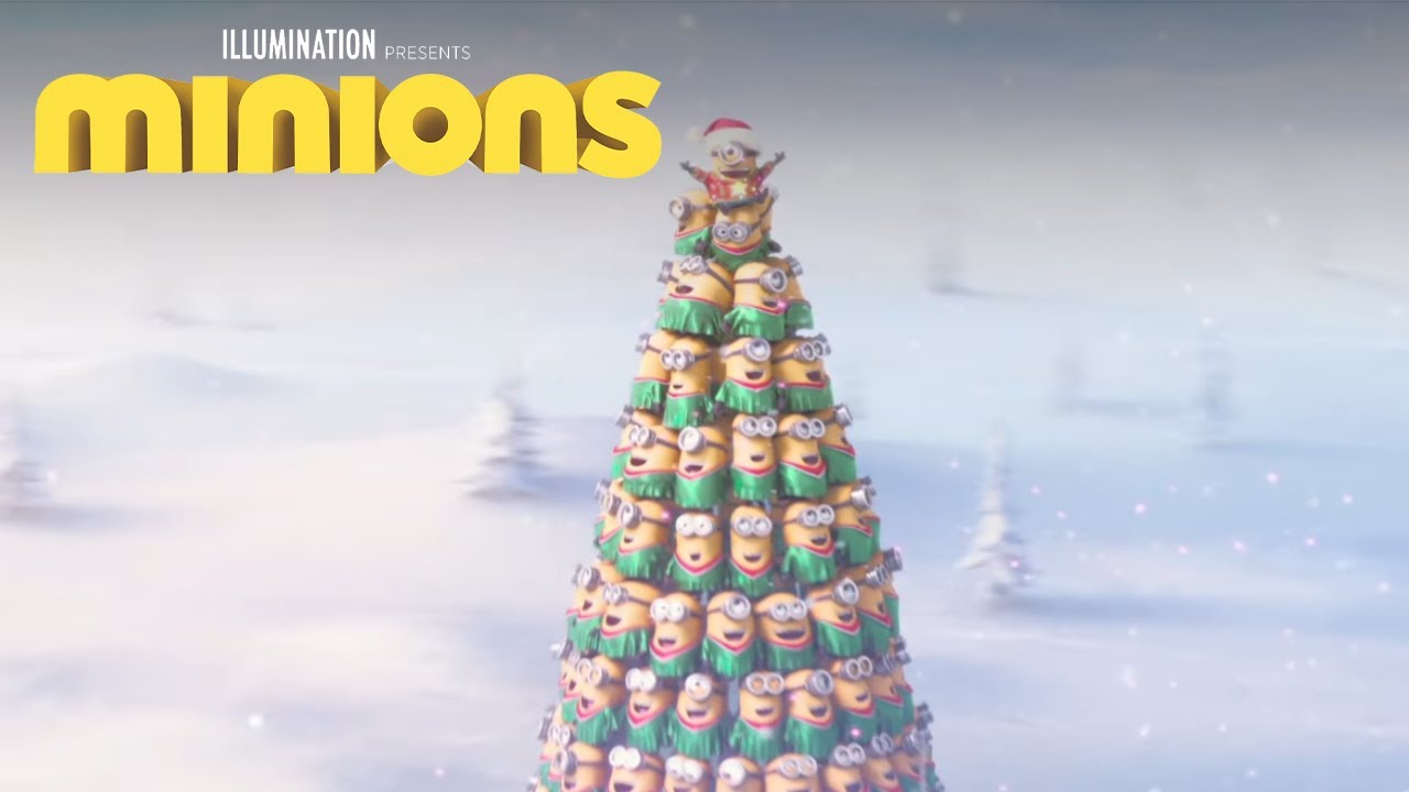 Minions - Christmas Teaser (HD) - Illumination - YouTube