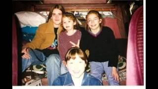 Майли Сайрус в детстве \ Miley Cyrus in childhood