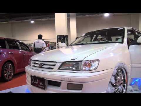 Batam motor show II - by T.R