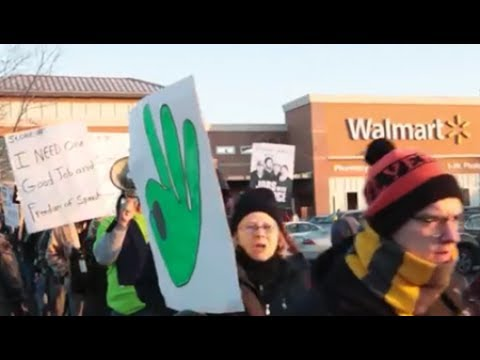 Corporate Democrats' Ties to Wal-Mart's Long Record of Fighting Workers' Rights / Part 1