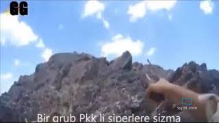 PKK İTLERİNİN ÜST BÖLGESİNE SIZMA GİRİŞİMİ